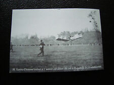 FRANCE - carte postale (reproduction)(santos dumont) (cy32) french
