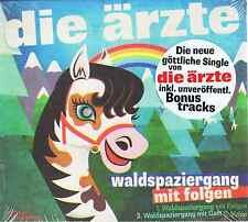 Die Ärzte - Waldspaziergang mit Folgen / Sohn der Leere - Maxi CD