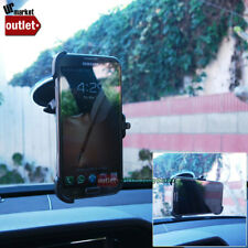 Windscreen Windshield Car/Truck Mount Holder Fit Samsung Galaxy Note 2 GT-N7100