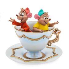 Disney - Mäuse Jaques und Karli - Schmuckablage aus Cinderella  NEU