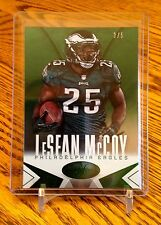 2014 LeSean McCoy Certified Green 3/5