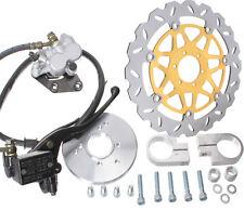 RACING Scheibenbremsen Hauptbremszylinder Bremspumpe Bremse Vorn für Simson S51