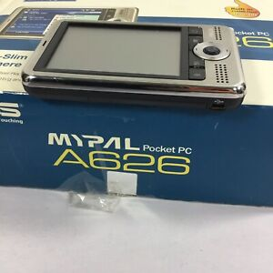 """Asus MYPAL Pocket PC #A626 Windows Mobile 3.5"""" Stainless Steel Best Minimalism"""