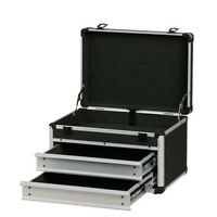 DAP Toolcase 2 Stage PA Equipment Flightcase Tool Roadie Storage Chest DJ Disco