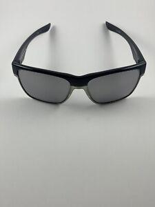 Oakley Twoface XL Polished Black Chrome Iridium OO9350-07 RARE