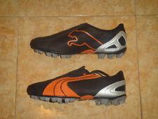 Puma Soccer Boots Boys V 5.06 Football Hard Ground Kids Shoes Junior NEW UK 5