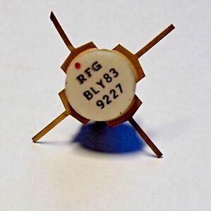 BLY83 RF Power Transistor