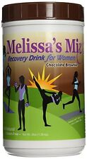 Melissa's Mix All-Natural Recovery Drink for Women. Chocolate-Brownie 3lb