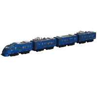Bandai B Train Shorty JR 883 Series Sonic Express 4 Cars Set - N