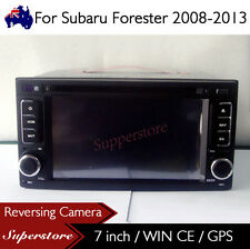"7""  Car DVD Nav GPS Stereo Head Unit For Subaru Forester 2008-2013"