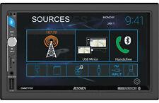 Toyota 4-Runner 2010-2020 Radio Jensen CMM7720 7'' Bluetooth Mechless Google