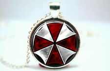 Resident Evil - Umbrella Corporation - Photo Glass Dome Necklace Pendant