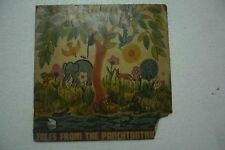 TALES FROM THE PANCHTANTRA  AMIN ARUN 1975 RARE LP RECORD  VG+