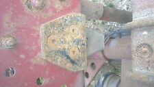 REAR AXLE BUMP STOP REMOVED FROM FORD IVECO TECTOR 75 E  7.5 TONS