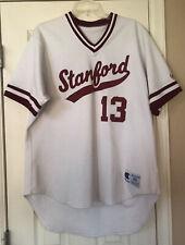 Authentic Stanford University Baseball Jersey