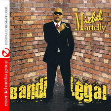 Michel Martelly - Bandi Legal [New CD] Manufactured On Demand, Rmst