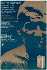 Rod McKuen Promo Flyer/Card 1980 'New For Christmas'