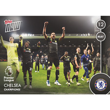 TOPPS NOW! 107 Premier League 2016/2017 CHELSEA - CHAMPIONS! WINNERS OF THE EPL