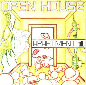 "Apartment 1 ('70 Dutch Psych/Prog):  ""Open House""  (CD)"