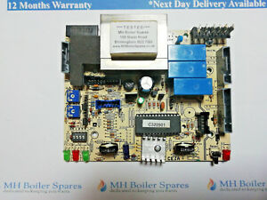 IDEAL MINI C 24  28  32 & S 24  28 C24 C28 S24 S28 REGULATION MAIN PCB 172561