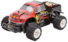 Ripmax Rock Racer R/C Car with Monster Truck Body Kit, 1:24 Scale