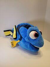 "Finding Dory 17"" Plush Tang Fish Nemo Pixar Disney Store Stuffed Animal Tag 3181"