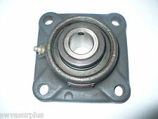 "Link Belt F316 Flange Mounted Ball Bearing Unit, 4 Bolt, 1"" Bore, New"