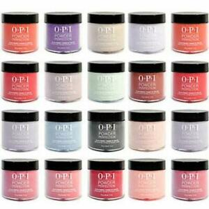 OPI Powder Perfection Dip Powder 43g / 1.5 oz Updated 2021 new  - **Pick Any**