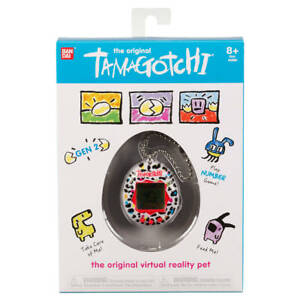 Original Tamagotchi Leopard: Raise from egg to Child to Adult How you take care