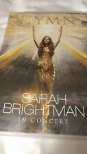 Sarah Brightman Hymn DVD concert brand new sealed no tickets tour region 0