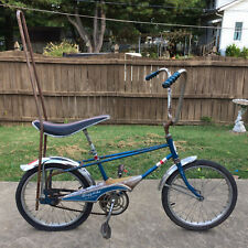 Rare Vtg Western Flyer Buzzbike Banana Seat Bicycle Low Rider Chopper Drag Bike