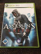 Assassin's Creed (Microsoft Xbox 360, 2007, DVD-Box)