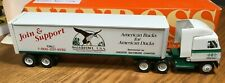 Winross Mack A&S Trucking Service/Waterfowl USA Tractor/Trailer 1/64