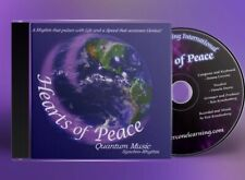 More details for hearts of peace quantum music synchro-rhythm cd