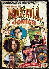 The Story Of Rock N Roll Comics [DVD] [2005] [NTSC] [DVD][Region 2]