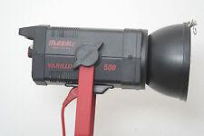 Multiblitz Varilux 500 Studioblitz mit Rollstativ