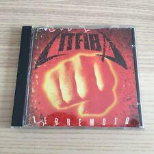 Litfiba _ Terremoto _ CD Album _ 1993 CGD prima stampa