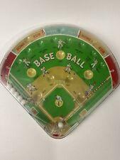 Marx Toys Baseball Bagatelle Vintage Game Pinball Marbles Tabletop Handheld Mr
