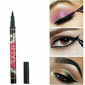 36H Eyeliner Waterproof Black Pen Liquid Black Eye Liner Pencil Make Up Tool