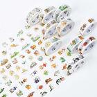 DIY Cute Cat Washi Masking Tape 7 Meter Paper Sticker Decorative Craft Scrapbook