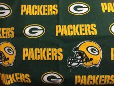 Green Bay Packers On Green Helmet Valance