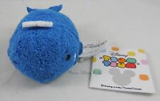 NWT D23 Expo 2015 Disney Store USA Tsum Tsum Pinocchio Monstro Whale Mini Plush