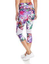 Roxy Women's Relay Capri Pants, Fitness, Yoga, Running Sizes XS, S,M,L