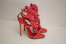 Giuseppe Zanotti 'Coline' Winged Sandal Cruel Summer- Pink - Size 7US / 37 (Y26)
