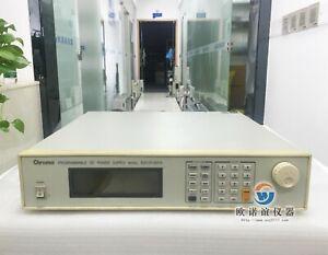 1PC Used Chroma 62012P-600-8 600V/8A/1200W SHIP EXPRESS #H399X DX