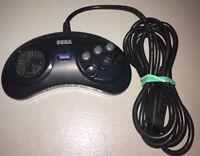 Sega Genesis 6-Button Controller Original Authentic MK-1937 Mode Very Rare 1B