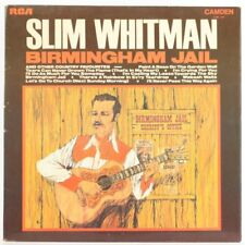 Slim Whitman - Birmingham Jail And Other Country Favourites Vinyl Record *USED