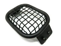 Honda XR200 XR250 XR500 XR185 XR 185 200 250 500 Headlight Guard Black