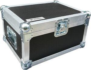 American DJ ADJ Fog Fury Jett Pro Fog Machine Swan Flight Case (Hex)