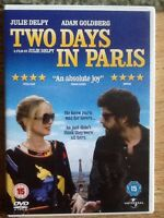 Two Days In Paris (DVD, 2007)